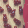Homemade NingXia Red Gummy Snacks